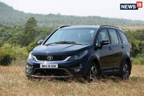 Tata Hexa First Drive Review: A Car That Deserves Your Attention