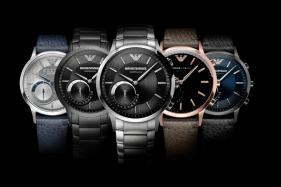 Emporio Armani Launches its First Smartwatch Starting at $245