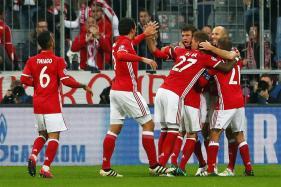 Champions League: Bayern Munich Thump PSV Eindhoven 4-1 to Break Winless Streak