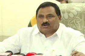 Andhra Pradesh Deputy CM Suffers Minor Injury After Elevator Cable Snaps