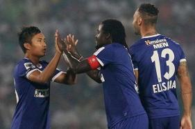 ISL: Chennaiyin FC Dent High-Flying North East With 1-0 Win