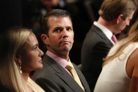 Trump Jr. Met Russian Lawyer for 'Damaging Info' About Hillary Clinton