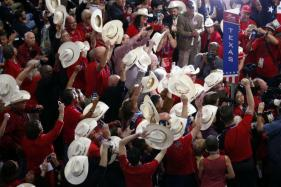 Trump's Campaign Has Spent More on Hats Than on Polling