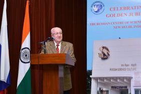 Nikolay Kudashev is Russia's New Envoy to India