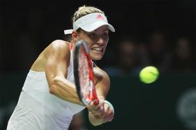 WTA Finals: Angelique Kerber Crushes Simona Halep, Madison Keys Downs Dominika Cibulkova