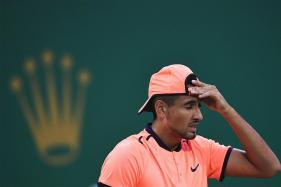 French Open: Halep Progresses; Angry Kyrgios Ousted