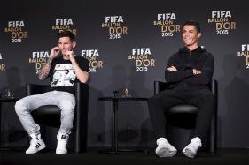 Cristiano Ronaldo And Lionel Messi Go Head-to-Head For Ballon d'Or Again