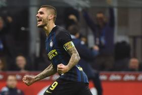 Mauro Icardi Double Sinks Torino And Saves Inter Milan Coach De Boer