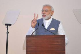 PM Modi Bats For Women Rights, Slams Triple Talaq