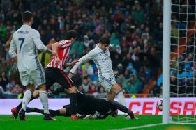 Alvaro Morata Strikes Late To Send Real Madrid Top of La Liga