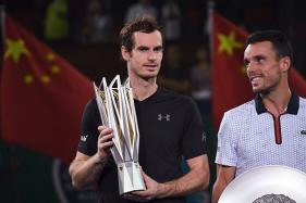 Andy Murray Claims Shanghai Masters Title Against Bautista Agut