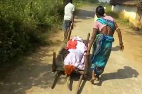 Her Final Journey was on a Tattered Cot as She Belonged to a 'Low Caste'