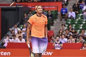Nick Kyrgios Banned for Shanghai Tantrums