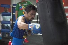 Manny Pacquiao Not Slowing Down in Build Up to Jessie Vargas Fight
