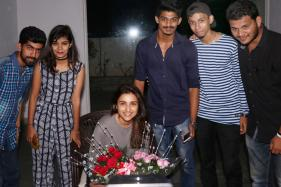 Parineeti Chopra 'Surprised' to Meet Fans on Her Birthday