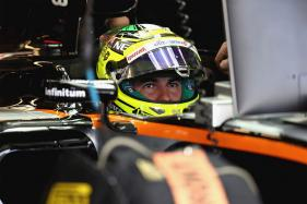 Sergio Perez Finishes 8th For Force India in United States GP