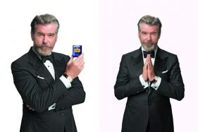 Pierce Brosnan Thought He Was Endorsing A Tooth Whitener, Twitter Had A Field Day