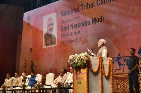 PM Modi Warns of Action Against Those Who 'Snatch' Tribal Rights