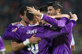 Real Madrid Thrash Cultural Leonesa 7-1 in Copa del Rey