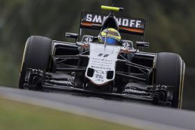 Sergio Perez, Nico Hulkenberg to start at 7th and 8th in Malaysia GP