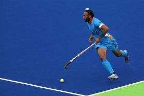 Sardar Singh to Lead India at Sultan Azlan Shah Cup in Malaysia