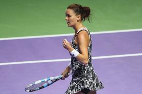 WTA Finals: Garbine Muguruza Beats Agnieszka Radwanska