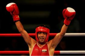 Akhil Kumar Delivers Early Knockout Blow to Win 2nd Pro Bout
