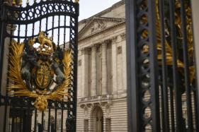 Woman Arrested for Trying to Scale Gates of Buckingham Palace