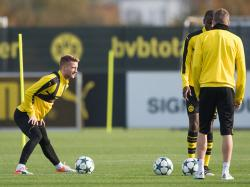 Marco Reus and Borussia Dortmund Look to End Title Draught