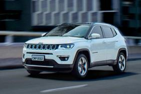 Jeep Compass SUV to be Unveiled in India on April 12, Expected Launch by Mid-2017