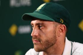 'We Can't Afford to Take India Lightly,' Says Faf du Plessis