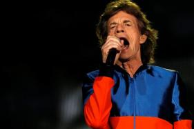 Mick Jagger Has a Blast in India; See Pics