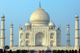Taj Mahal's Security up After Reported Threat on Website