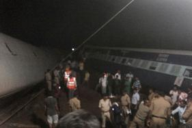 Kalindi Express Collides with Goods Train, Derails