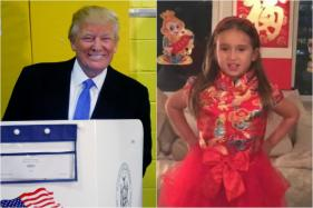 Clip of Donald Trump's Granddaughter Singing Chinese New Year Song Goes Viral