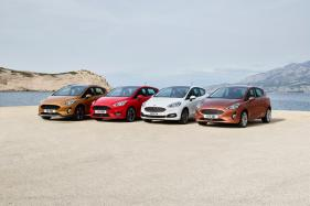 Ford Fiesta Seventh Generation to Have Four Versions