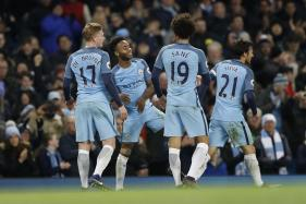 Sterling Scores in Extra Time as Manchester City Beat Bournemouth
