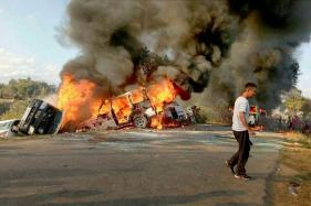 Manipur Economic Blockade Ends After 5-Month Ordeal