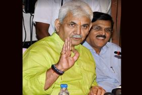 Manoj Sinha, Frontrunner For Uttar Pradesh Chief Minister, Says Not in Race