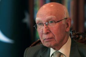 Don't Blame One Country for Terrorism, Says Pakistan's Sartaj Aziz