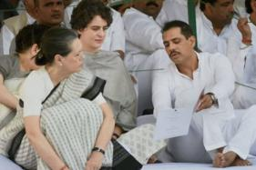 BJP Questions Sonia, Rahul Over Charges Against Vadra; Cong Says Hold Any Probe
