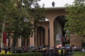 Man Stabbed to Death in California University Campus