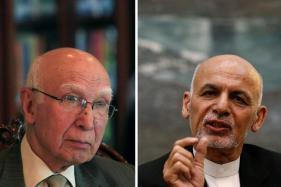 Heart of Asia Live: Sartaj Aziz Hits Back at Afghan Prez, Says It's Easy to Blame Pak