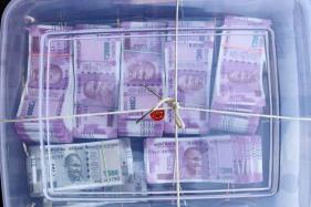 I-T Recovers Rs 10 cr Cash, 10 kg Gold From UP Officer's Premises