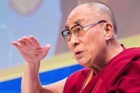 Dalai Lama Describes Himself as 'Son of India'