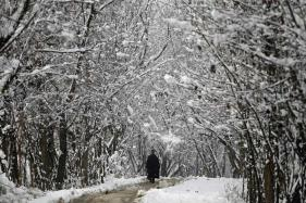Heavy Snowfall Linked to Higher Risk of Heart Attack