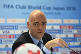 'India is a Football Boom Waiting to Happen,' says FIFA President Infantino