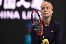 Connecticut Open: Shuai Zhang Upsets Petra Kvitova in First Round
