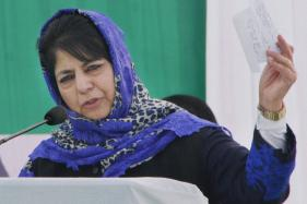 CM Mehbooba Mufti Says Only PM Modi Can Resolve the Kashmir Problem