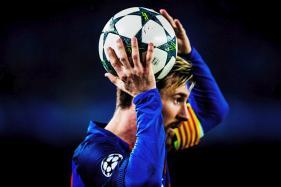 Coach Luis Enrique Hopeful Over Lionel Messi Contract Talks